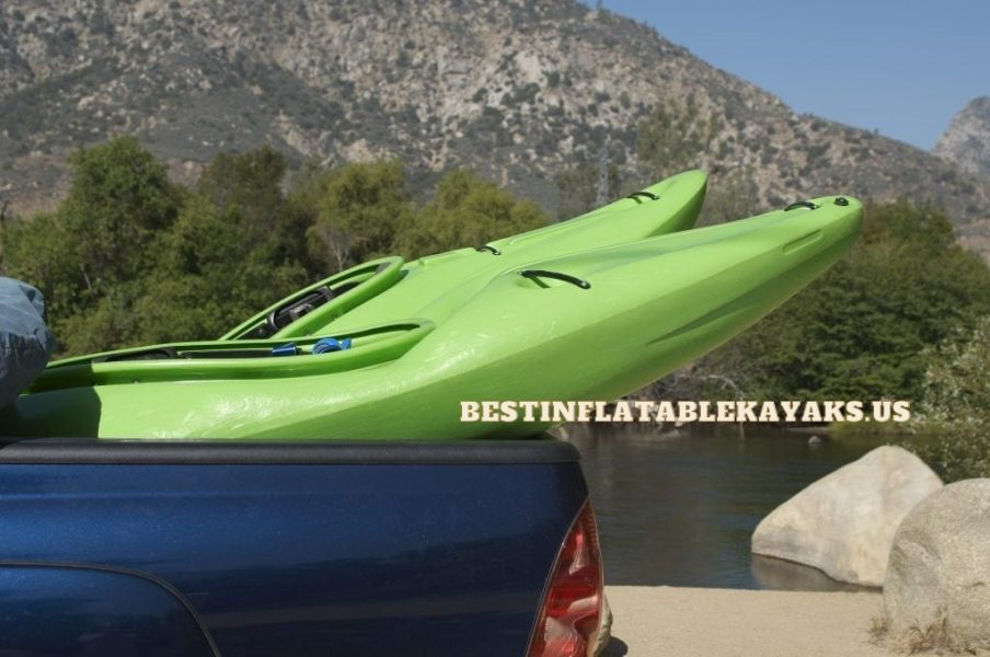 how-to-tie-down-a-kayak-in-truck-bed